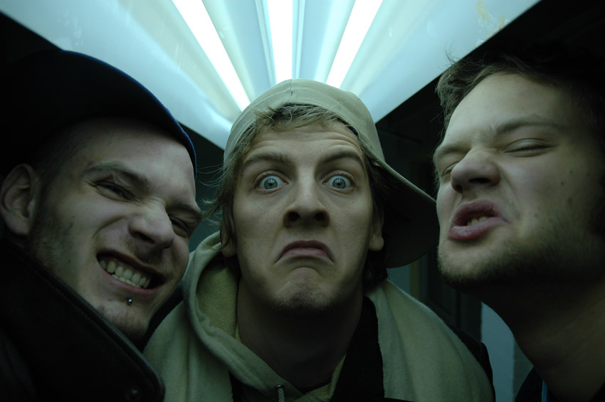 Noisia — The Mix Show on 1Xtra Guest Mix (2005.03.25)