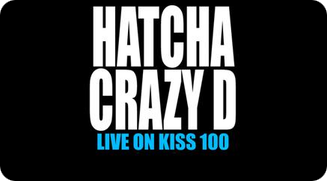 Crazy D & Hatcha — The Dubstep Show on Kiss 100 (2012.01.25)