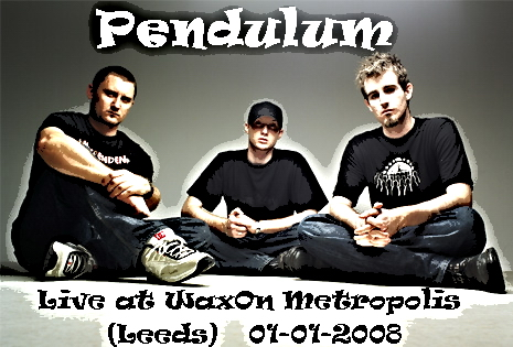 Pendulum (1 Album + 3 EP + 2 Live) / Breakbeat, Drum'n'Bass