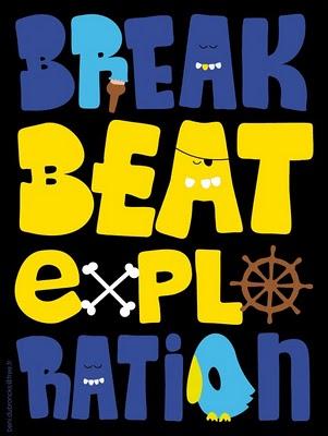 Breakbeat Exploration Episode 8 / Seis (Bare Calibre-ness, Survival, Naibu, …)