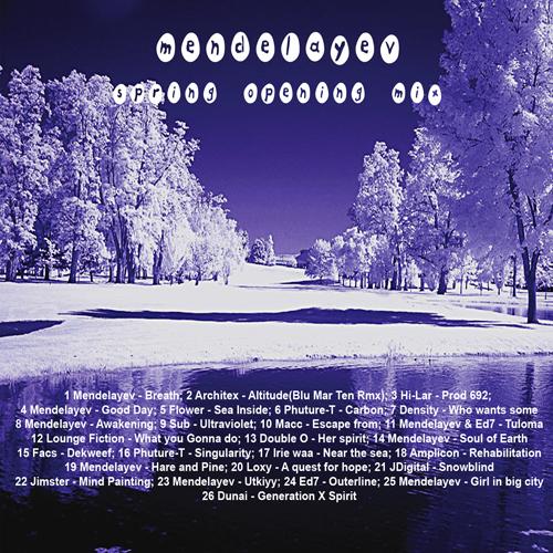 Mendelayev — Spring Opening [2009.04.23]