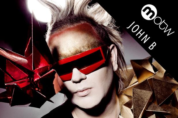 John B — MixMag Promo — 2012.02.15