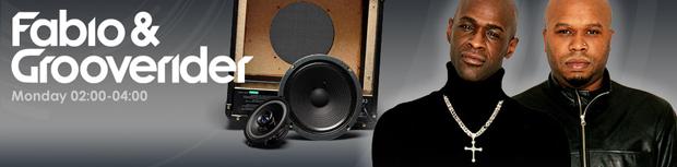 Fabio & Grooverider — High Contrast — BBC Radio1 (2012.02.20)