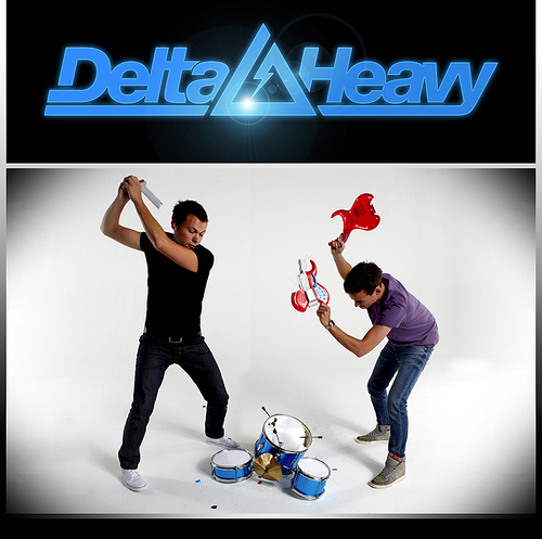 Delta Heavy (RAM Records) @ Mixup Triple J (2012-02-03)