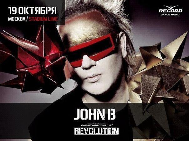 John B — Podcast 105 (2013.10.01)