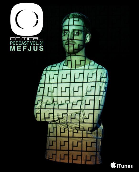 Mefjus - Critical Music Podcast 31 (2013.10.13)