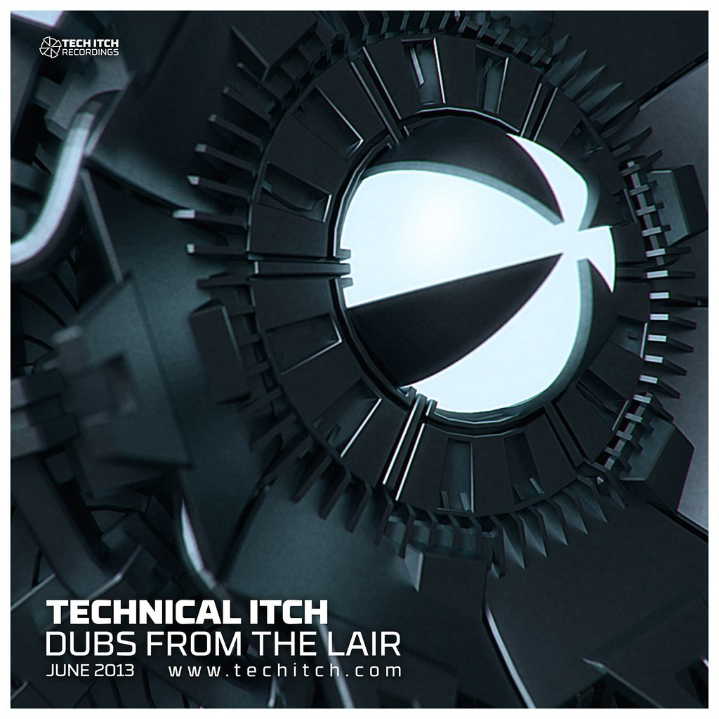 Technical Itch — Dubs From The Lair June 2013