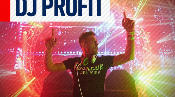Dj Profit Live @ World Of Drum&Bass 19.09.2015 — (Mainstream, Liquid Funk, Deep drum&bass)
