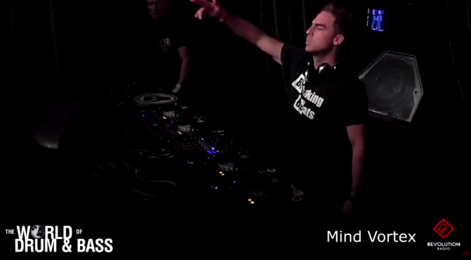 World of Drum&Bass — Mind Vortex [2015-09-19]