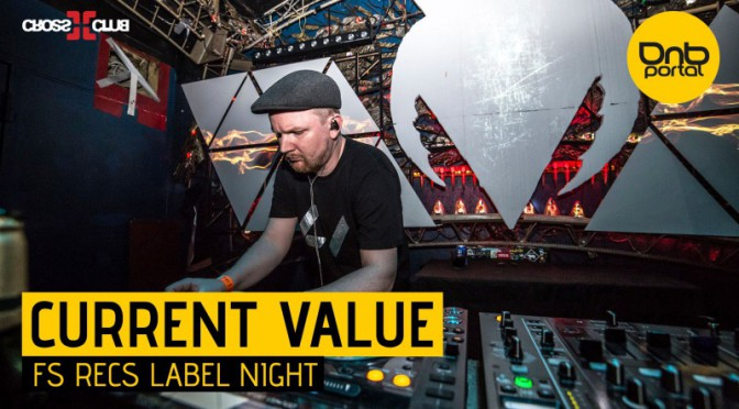 Current Value — Forbidden Society Recordings Label Night [DnBPortal.com]