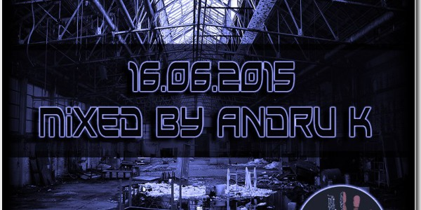 Friends Podcast — 051 mixed by Andru K (19.09.2015)