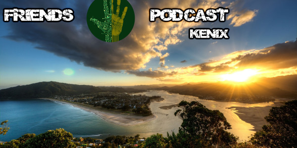 Kenix — Friends Podcast Vol.126 feat. Kenix 07.12.14