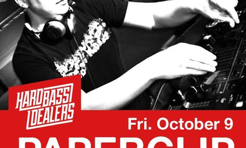 Paperclip — Hard Bass Dealers Podcast 95 — 2015.10.09