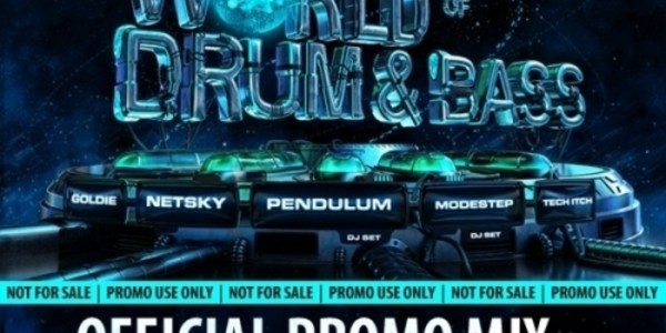 World Of Drum&Bass – Official Promo Mix (By GeneticBros) (13-09-2012)