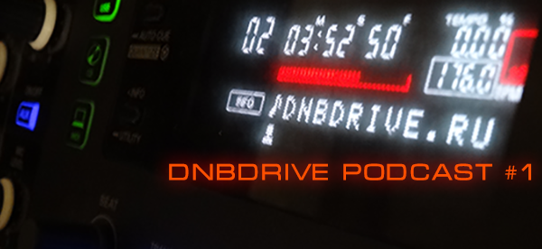 DNBDRIVE Podcast #1 — Oris (2015-11-27)