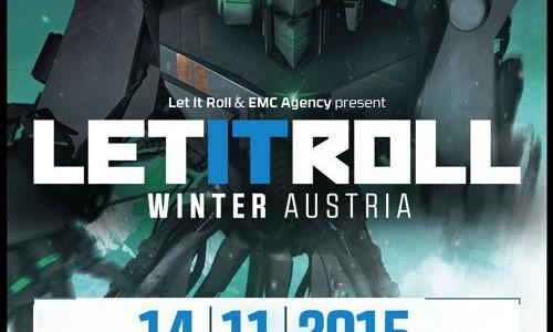 Pythius — Let It Roll Winter Austria Promo Mix (11-11-2015)