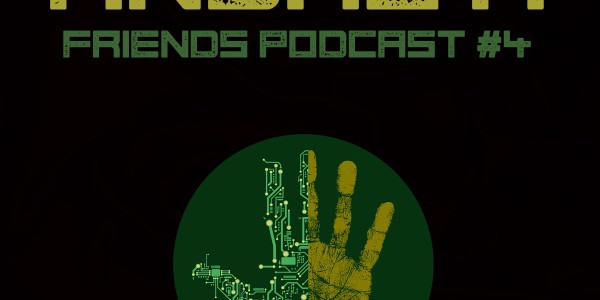 Friends Podcast #4 — by Andru K (2015-11-08)