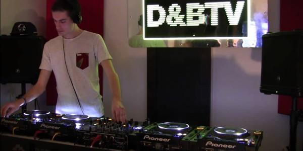 D&BTV Live #215 Liquicity takeover — Maduk (2015-11-06)