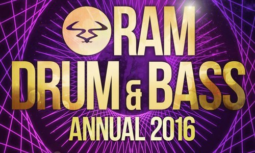 Mixed By Teddy Killerz — RAM Drum & Bass Annual 2016 (2015-12-11)