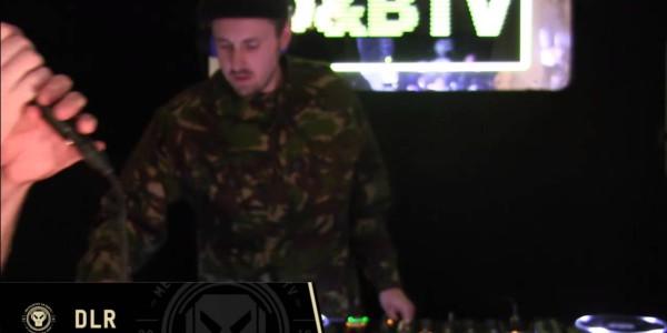 D&BTV Live #215 Metalheadz takeover — DLR ft. Visionobi & Codebreaker (2016-01-27)