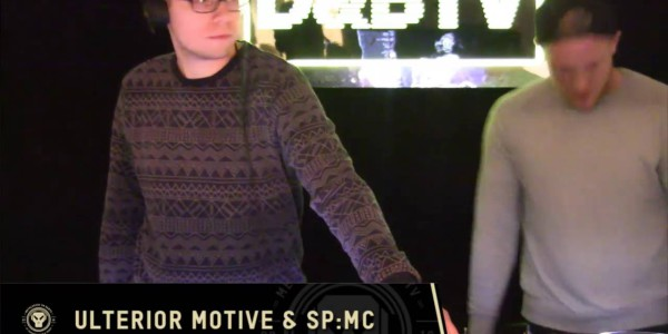 D&BTV Live #215 Metalheadz takeover — Ulterior Motive ft. SP:MC (2016-01-27)