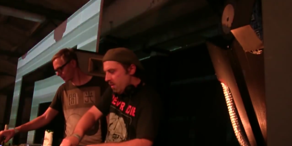 Ed Rush & Optical @ Let It Roll Festival, Czech Republic (D&BTV Live) (2013-08-02)