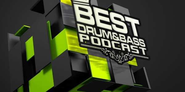 Best Drum & Bass Podcast 102 - Bad Syntax & Dizkret (2016-10-22)
