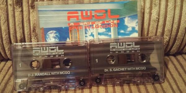 D.J Randall, Dr. S. Gachet – Live In London (1993)