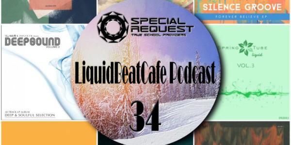SkyLabCru — LiquidBeatCafe Podcast 34 (2016-01-22)