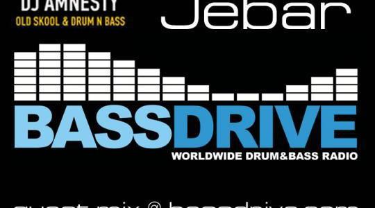 Jebar — guest mix — Bassdrive Radio — amnesty (2012-09-13)