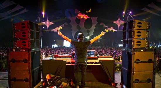 Mistajam – BBC Radio1 (Guest Bassnectar) 20.10.2012
