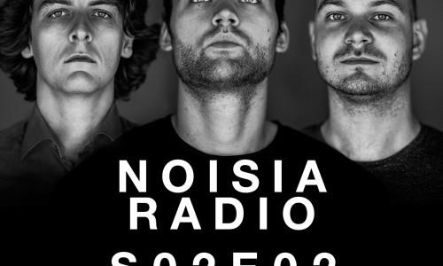 Noisia Radio S02E02 (2015-01-08)