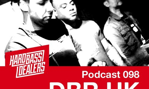 Hard Bass Dealers Podcast 098 — DBR UK (2015-12-11)