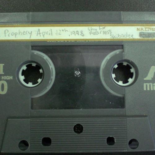 Skibadee, Fearless, Shy FX - Prophecy 89.5FM (2000-08-15)