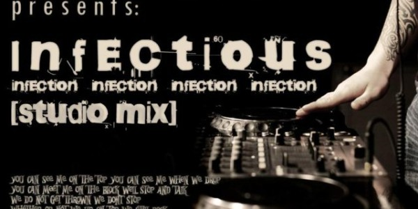 Dj Flade & MC Dosh — Infectious infection [studio mix] (2009)