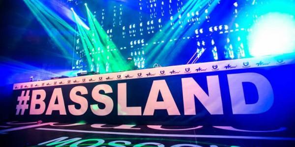 DJ Profit — Bassland 2 (Official Promo Mix & LIVE) (2013.11.16)