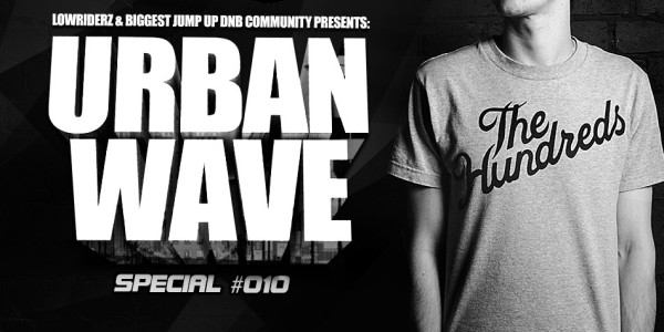 Lowriderz — Urban Wave Podcast 010 (2016-02-07)