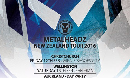 SCAR — New Zealand Tour Mix 2016 (02-02-2016)
