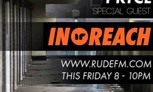 In-Reach show @ Rude FM — PRTCL 26-2-16 (Mastered)