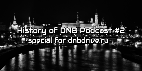 Oris — History of dnb podcast #2 special for dnbdrive.ru (2015-03-07)
