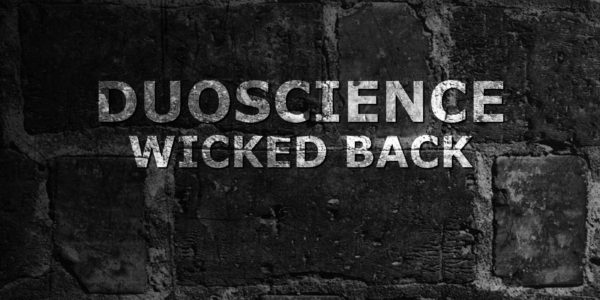 Citate Forms - Duoscience - Wicked Back