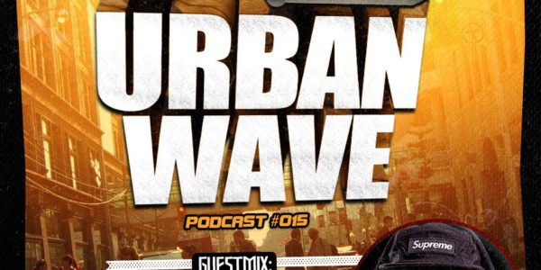 Lowriderz – Urban Wave Podcast 015 (Guest mix by KLAY) (2016-07-05)