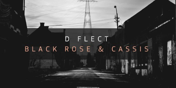 D Flect — Black Rose & Cassis (Citate Forms — CF019)