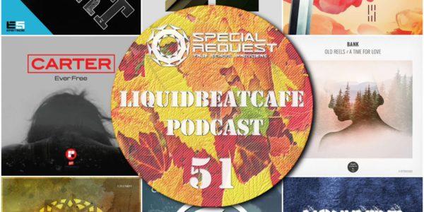 SkyLabCru — LiquidBeatCafe Podcast #51 (2016-10-07)