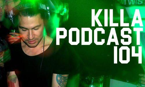 DJ K — Killa Podcast V.104 (2016-10-10)