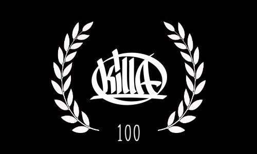 DJ K - Killa Podcast V.100 (Best Of) (2016-04-13)
