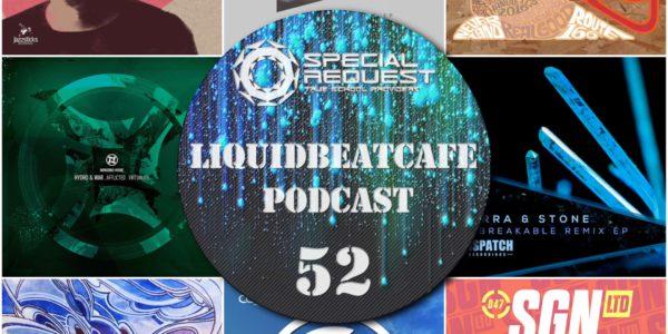 SkyLabCru — LiquidBeatCafe Podcast #52 (2016-10-21)