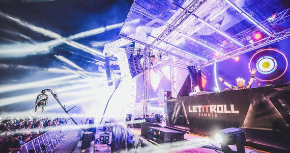 John B — Podcast 164 (Live At Let It Roll Open Air 2016) (27-09-2016)