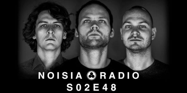 Noisia Radio S02E48 Hybris Takeover (2016-11-25)