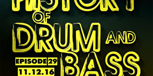 Future Element – The History Of Drum And Bass Podcast Episode 29 (11.12.16)